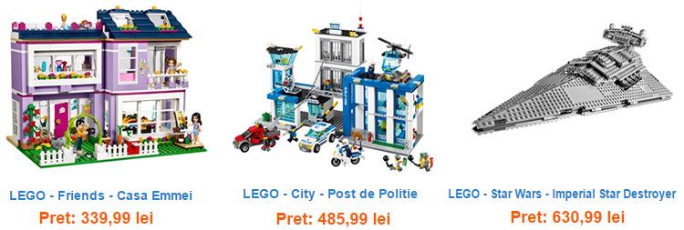 Seturi Lego Best Kids