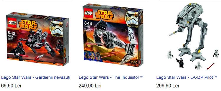 Seturi Lego Star Wars Noriel