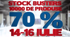 Stock Busters eMAG reduceri 70%