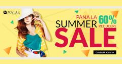 Summer Sale Matar