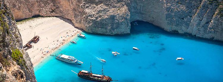 Zakynthos Grecia