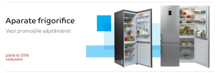 Aparate frigorifice Saptamana Electrocasnicelor eMAG