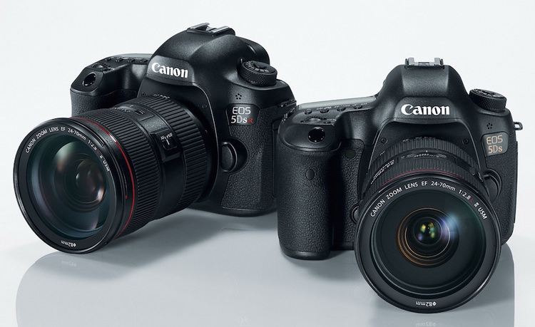 Canon EOS 5DS si 5DS R