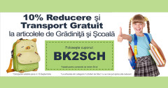Cupon discount rechizite BestKids