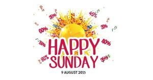 Happy Sunday Altex 9 august
