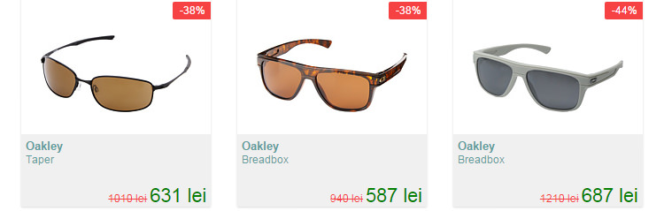 Ochelari soare Oakley