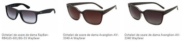 Ochelari soare Wayfarer