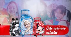 Oferta ghiozdane personaje Disney online