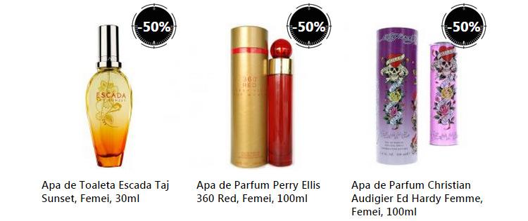Oferta parfumuri dama eMAG