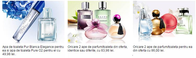 Oferte parfumuri Avon