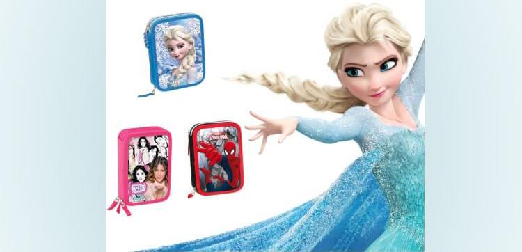 Penare echipate personaje Disney
