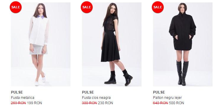Promotii haine Pulse Moja