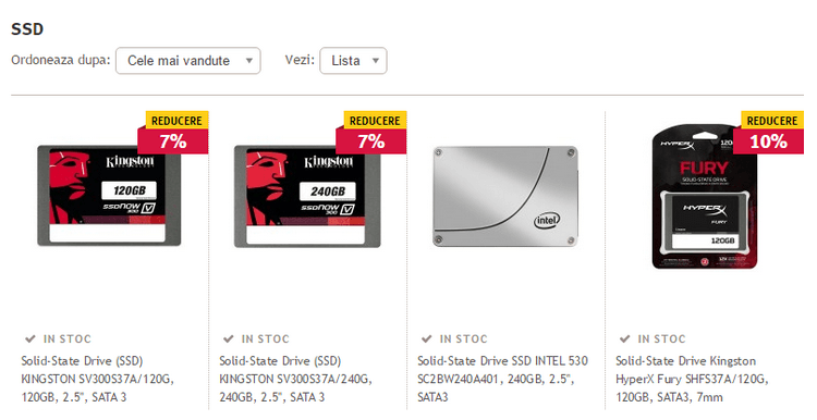 Altex SSD Kingston V300 120 GB