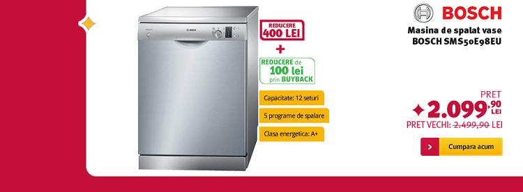 Bosch SMSE98EU Buy Back Altex