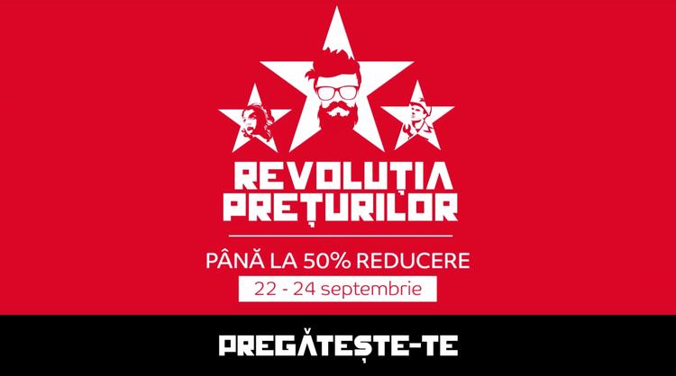 eMAG Revolutia Preturilor 22-24 septembrie 2015