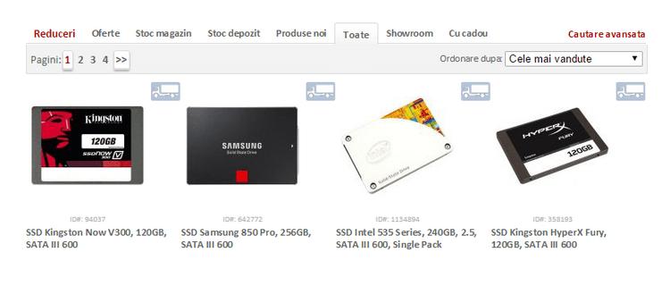 evoMAG SSD Kingston V300 120 GB