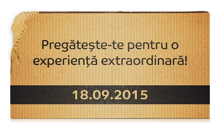 Experienta eMAG 18 septembrie 2015