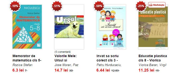 Manuale scolare oferta Libris