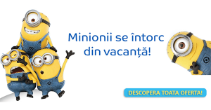 Minionii se intorc eMAG