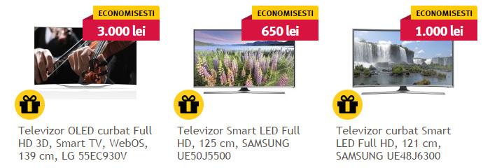 Promotii televizoare Full HD oferta Altex