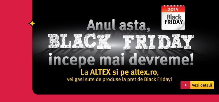 Black Friday 2015 Altex