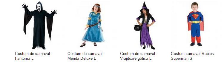 Costume Halloween copii eMAG