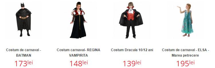 Costume Halloween copii Nichiduta