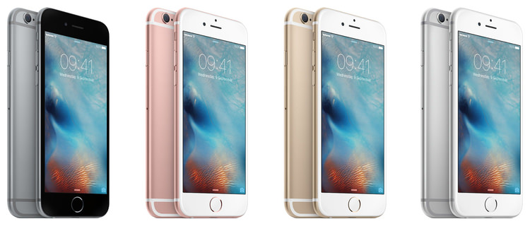 eMAG culori Apple iPhone 6s
