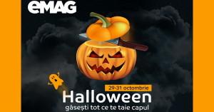Mii de produse la reducere de Halloween 2015 la eMAG