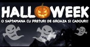 Halloweek la MarketOnline: saptamana cu preturi de groaza