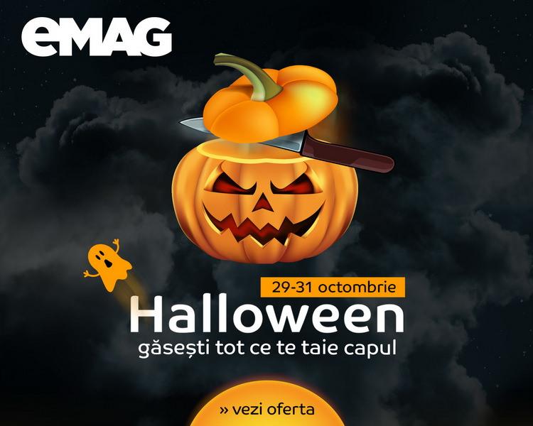 Happy Halloween 2015 la eMAG