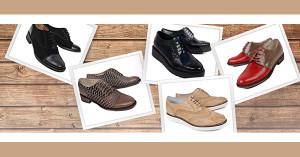 Pantofi Oxford de dama – eleganta si comoditate