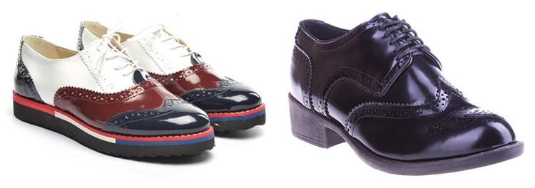 Pantofi Oxford pantofi Derby