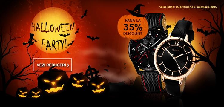 WatchShop Halloween 2015