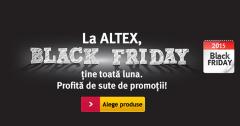 Black Friday 2015 Altex 20 noiembrie