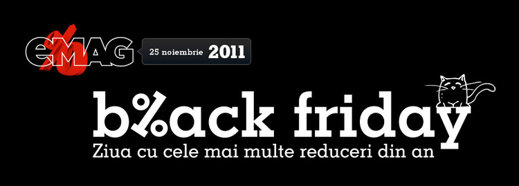 eMAG Black Friday 2011