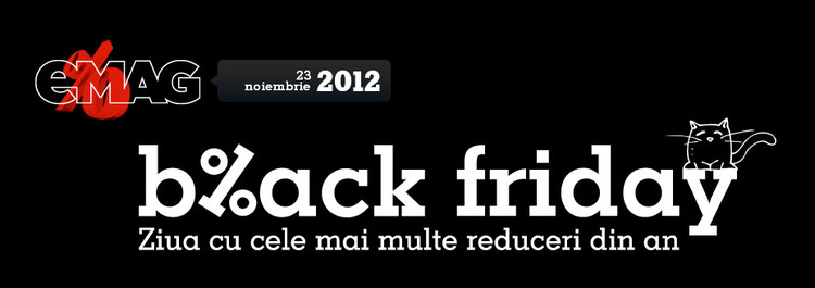 eMAG Black Friday 2012