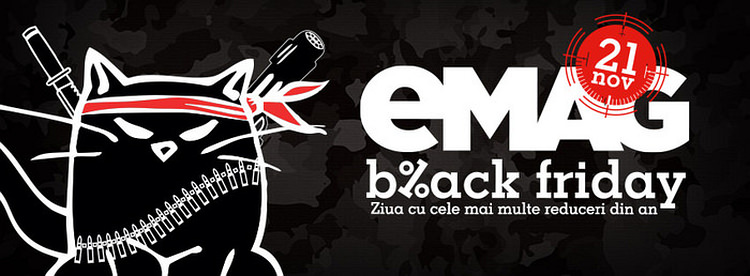 eMAG Black Friday 2014