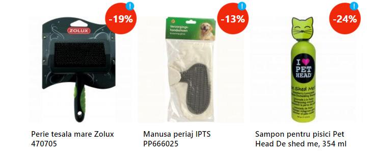 Oferte articole ingrijire animale eMAGIA Sarbatorilor eMAG