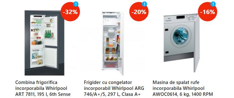 Electrocasnice mari oferta eMAG
