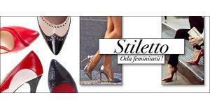 Oferta online de pantofi cu toc pentru Revelion