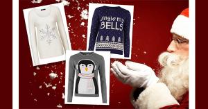 Oferta online de pulovere de Craciun pentru femei