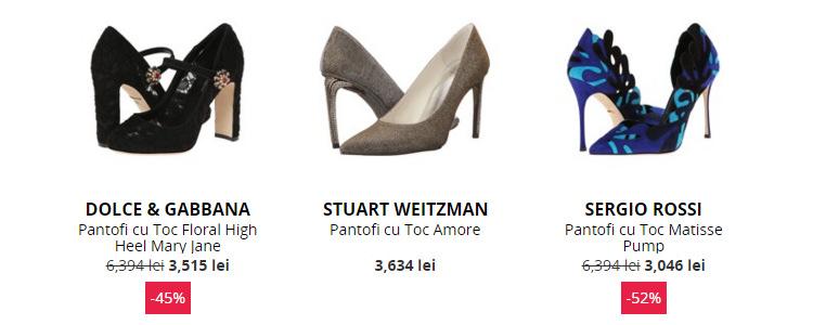 Pantofi ocazie Boutique Mall