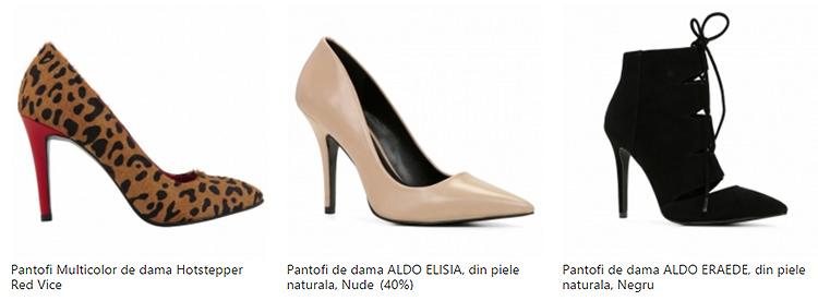 Pantofi eleganti eMAG