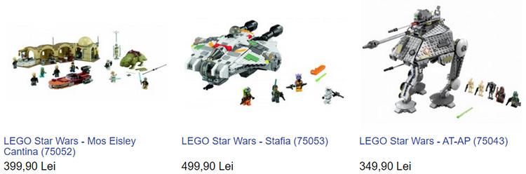 Seturi Star Wars Lego Noriel