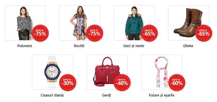 eMAG Winter Sale femei