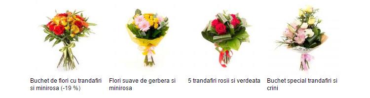 Buchete flori eMAG