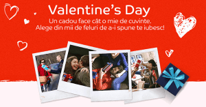 Oferta eMAG cadouri Valentine's Day