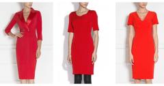 Oferta rochii rosii online