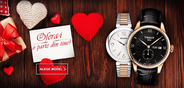 Oferte Valentine's Day WatchShop